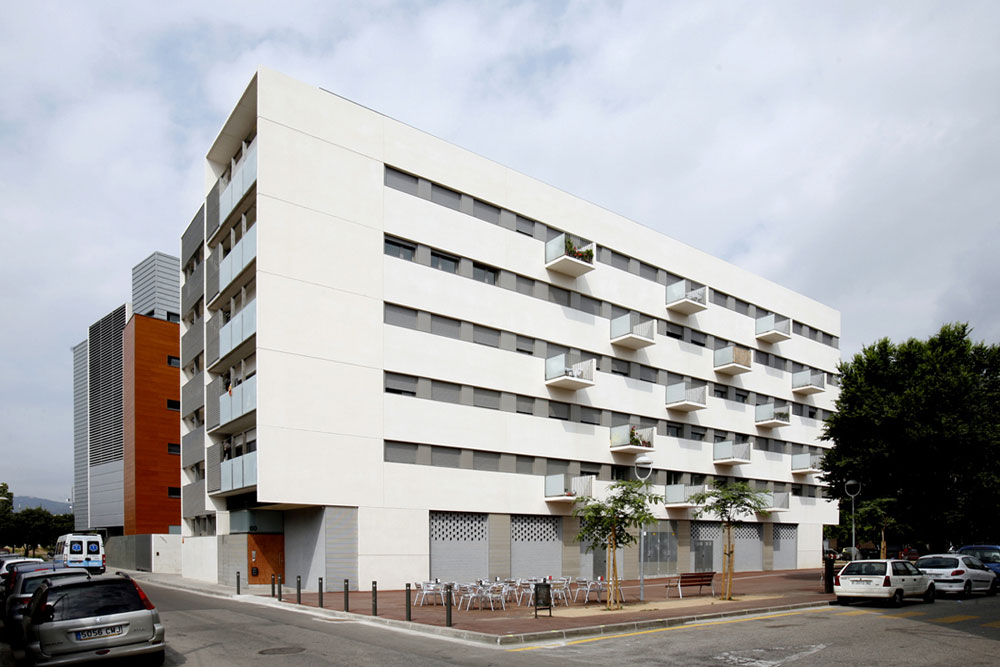 38 vpo viviendas de protecci n oficial en santa coloma - Pis proteccio oficial barcelona ...